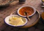 Desayuno en Casa Hassan